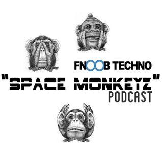 #1 Space Monkeyz Podcast by Echobeat (2k16_11_18)