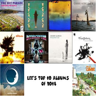 Lee's Top Albums of 2014