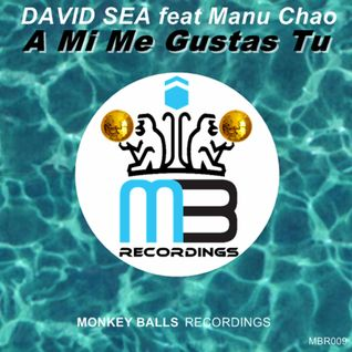 David Sea feat Manu chao - Me gustas tu 2012(Original  mix)