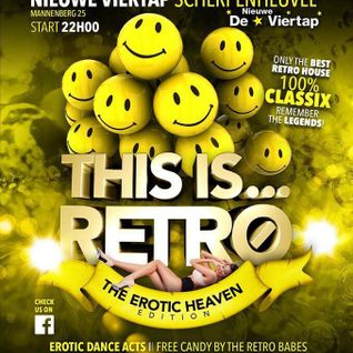 Just - K @ This Is Retro (De Nieuwe Viertap)
