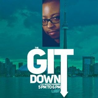 The Git Down with Jason Chambers - Monday July 27 2015