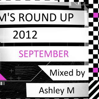 M's Round Up 2012 'SEPTEMBER'