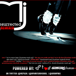 MJ RESSURRECTED & REMIXED | MICHAEL JACKSON TRIBUTE