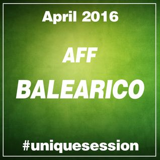 2016 APRIL - AFF BALEARICO Unique Session