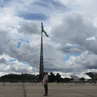 A journey to the Feathered Sun of Brasilia