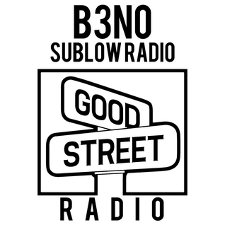 B3no - Sublow Radio - 16/4/15