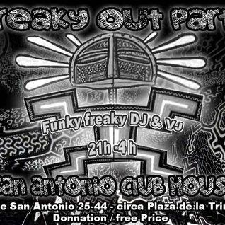 DJ ZygZag (RadioKao Funky Freaky) Mix @ Freaky Out Party - Club - Cartagena Colombia 2016