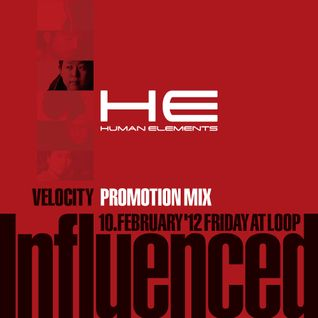 Velocity - Human Elements Influenced Mix 2012