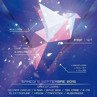 Set chill out rencontre alternative septembre 2015