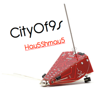 CityOf9s ~ Hau5shmau5