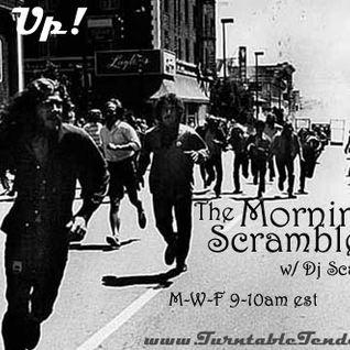 Dj Scandales - The Morning Scramble (Jan11 2011)
