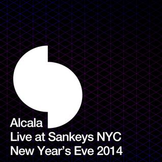 Live @ Sankeys NYC, New Year's Eve 2014