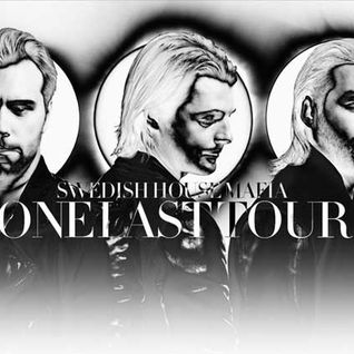Swedish House Mafia - One Last Time (Miami) - 24.03.2013