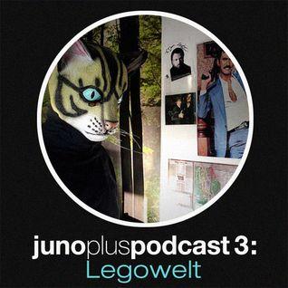 Juno Plus Podcast 03 - Legowelt