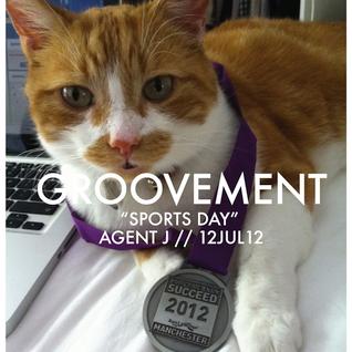AGENT J: Sports Day // 12JUL12