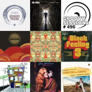 Groovy Sessions 496 2015- 10- 25