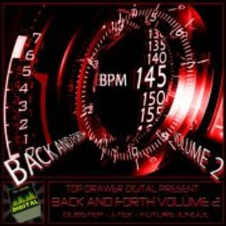 Digitally-Mashed Pres Back And Forth Volume 2 TDD Promo Mix