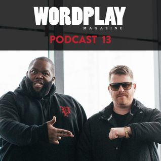 Wordplay Podcast 013 | Hosted by Vice|October 2015|Run The Jewels Special | Issue 15 announcement! |