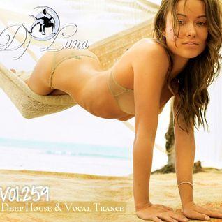 PROGRESSIVE  HOUSE - DJ LUNA - DJ GILEN - VOL.259
