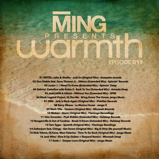 MING Presents Warmth 019