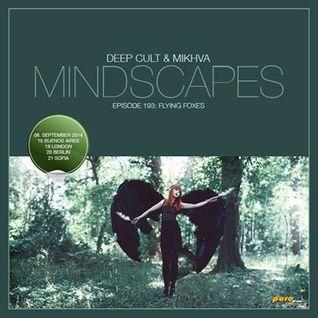 MIKHVA - Guest Mix on Pure.FM Mindscapes 193 [Sep 06 2014]