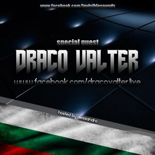Draco Valter - Invisible Sounds 058 Guest Mix @ Vibes Radio Station 18 February 2013
