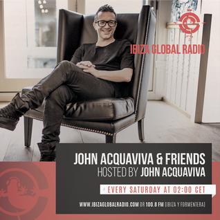 John Acquaviva & Friends #023 with mix by John Acquaviva