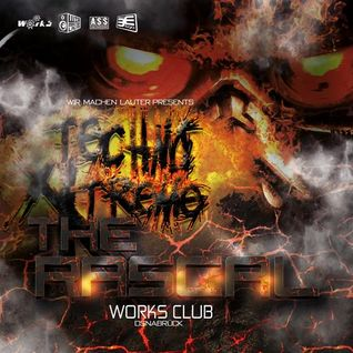 the Rascal @ Techno Xtreme 13.12.13