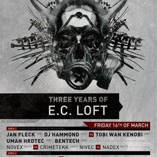 dj hammond vs tobi wan kenobi @ events studio saarbrücken 13.01.2012