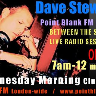 Dave Stewart 21/10/2015 'BETWEEN THE SHEETS' LIVE RADIO SESSIONS POINT BLANK FM LONDON UK d(-_-)b