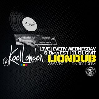 LIONDUB - 06.17.15 - KOOLLONDON [RAGGA JUNGLE D&B SPECIAL]
