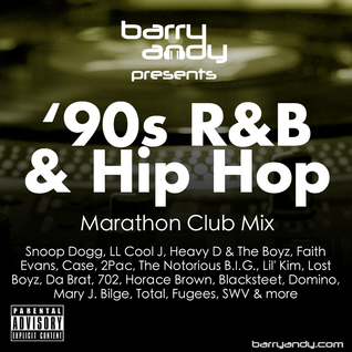 90s R&B & Hip Hop  - Snoop, Faith Evans, Case, Biggie, 2Pac, 702, Total, Fugees, SWV, Busta Rhymes