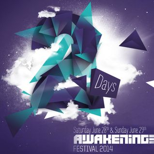 John Digweed - Live at Awakenings Festival 2014, Аmsterdam, Netherlands (29-06-2014)