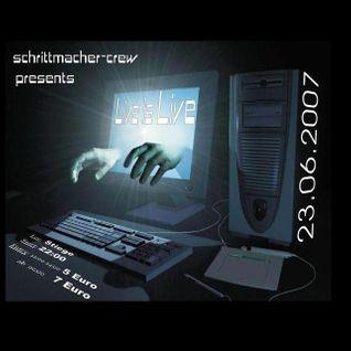 2007_06_23_Zahni @ Stiege (Harz) -SCHRITTMACHER-CREW pres. LIVE is LIVE-