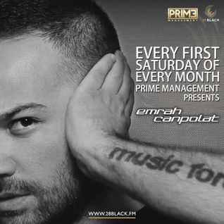 EMRAH CANPOLAT - DEEP NOISE ! - #080320134 PODCAST