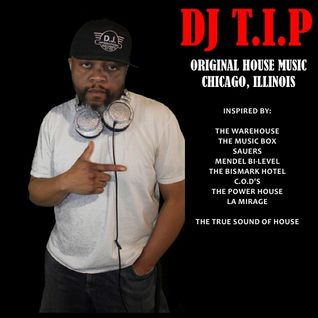 DJ TIP-The Warehouse Show Apr 17 2015