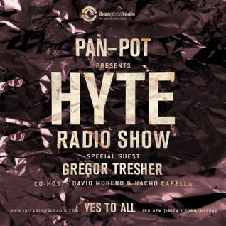 Pan-Pot - Hyte on Ibiza Global Radio Feat. Gregor Tresher - July 6