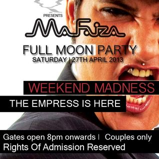 Ma Faiza Live @ Qbar Hilton - Chennai - April 2013