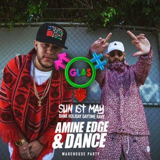 2016.05.01 - Amine Edge & DANCE @ Glas, Birmingham, UK