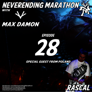 Max Damon - Neverending Marathon 028 (2012-09-08) guest - Rascal