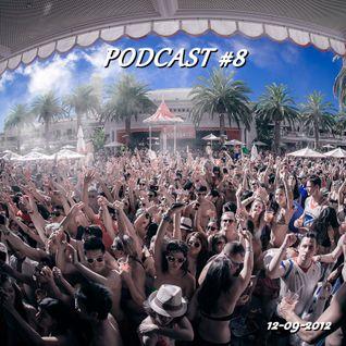 Podcast #8 (12-09-2012)