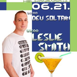 Leslie Smith - Koktel @ Helikon Radio (Jun-21-2013)