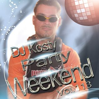 DJ Kosty - Party Weekend Vol. 113