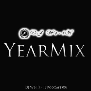 DJWe-iN YEARMIX2012 - PODCAST 009