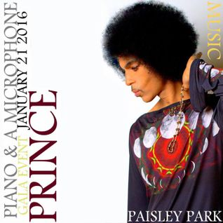 Piano and A Microphone at Paisley Park January 21 2016