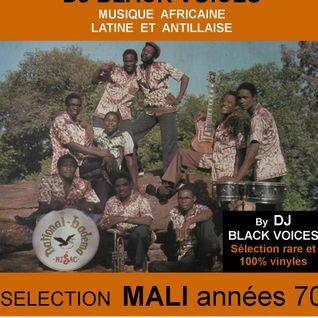 SESSION DJ Voyage au MALI années 70 by BlackVoicesDj