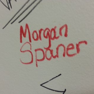 Morgan Spaner In Studio!!