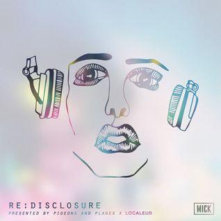 RE: Disclosure