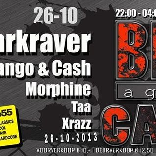 The Darkraver. Liveset - 'Early Hardcore' @ Beats Against Cancer Part 3, Okt. 2013