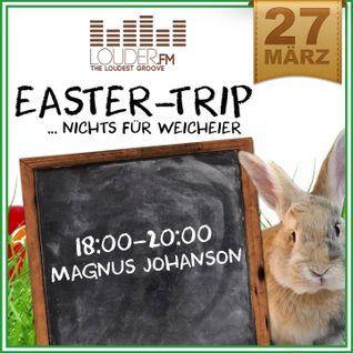 Easter-Trip Show Mix (Pt. 1) House by Magnus Johanson